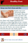 Healthy Foot screenshot 3/3