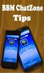 BBM ChatZone Tips screenshot 1/4