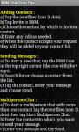BBM ChatZone Tips screenshot 4/4