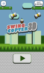 Swing Copter 3D screenshot 1/2