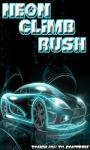 Neon Climb Rush fre screenshot 1/3