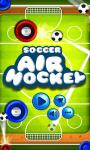 Soccer Air Hockey screenshot 1/6