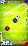Soccer Air Hockey screenshot 2/6
