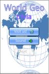 World Geo Trivia screenshot 1/3