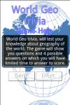 World Geo Trivia screenshot 2/3