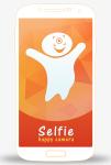Selfie Happy Camera screenshot 1/5