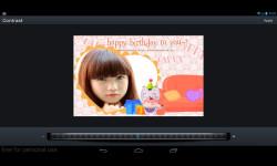 Happy Birthday Frames screenshot 1/4