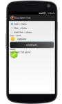 Coc Gems Tool screenshot 1/2