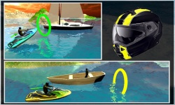 Jet ski Speed Boat King 3d screenshot 2/5