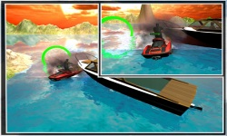 Jet ski Speed Boat King 3d screenshot 4/5