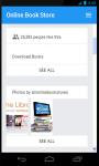 Online Book Store screenshot 2/4