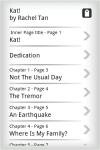 Young Adult EBook - Kat screenshot 2/4