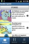 BookBox Spanish Stories screenshot 1/3