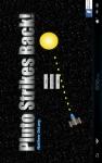 Pluto Strikes Back screenshot 1/3