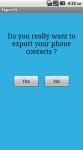 ExportIt screenshot 1/3