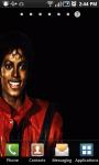 Michael Jackson Thriller Live Wallpaper screenshot 1/3