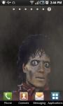 Michael Jackson Thriller Live Wallpaper screenshot 3/3