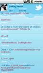 Ashley Tisdale Tweets screenshot 2/3