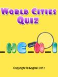 World Cities Quiz  Free screenshot 1/6