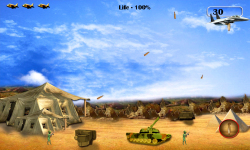 Tank Attack Army Sniper screenshot 3/5