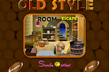 Escape From The Old Style Room screenshot 1/3