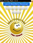 Easy Smiley Pack for BBM screenshot 1/6