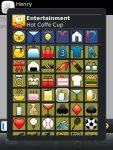 Easy Smiley Pack for BBM screenshot 2/6