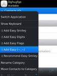 Easy Smiley Pack for BBM screenshot 4/6