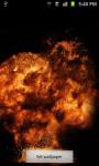 Fire Blast Live Wallpaper screenshot 2/4