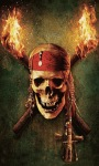 Pirate Skull Live Wallpape screenshot 1/3