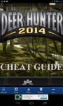Deer Hunter 2014 Strategies screenshot 1/1