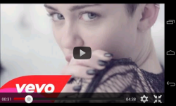 Miley Cyrus Video Clip screenshot 5/6