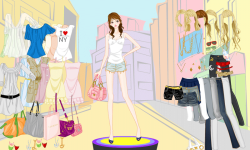 Girl Dressup III screenshot 1/4