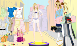 Girl Dressup III screenshot 4/4