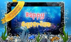 Happy Aquarium screenshot 1/5