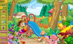 Free Hidden Object Games - The Lost Crown screenshot 3/4
