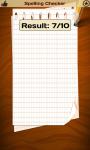 Spelling Checker screenshot 3/4