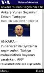 VOA Turkish for Java Phones screenshot 2/6
