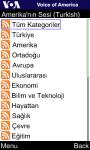 VOA Turkish for Java Phones screenshot 3/6