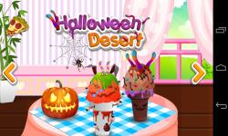 Halloween Hair Salon Game screenshot 2/6