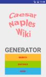 Caesars Generator screenshot 1/1
