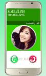 Fake Call Me Free screenshot 2/4