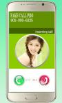 Fake Call Me Free screenshot 3/4