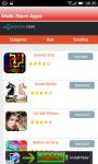 Mobi Store Apps screenshot 1/6