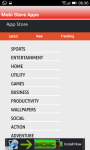 Mobi Store Apps screenshot 5/6