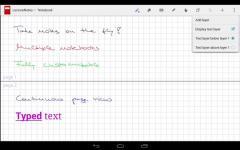 LectureNotes new screenshot 1/6