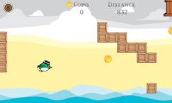 Fatty Bird - The Official Game screenshot 3/5
