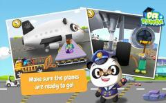 Dr Panda Vliegveld base screenshot 4/6