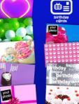 Birthday C@rds screenshot 1/1