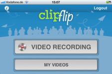 ClipFlip screenshot 1/2